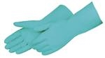 Liberty 15 Mil Unlined Green Nitrile Glove