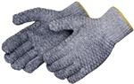 Liberty Two-Sided Clear PVC Honeycomb Gloves