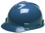 MSA V-Gard® Hard Hat Blue With Ratchet