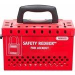 Safety Redbox™ with Wall-Bracket