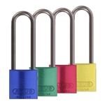 Keyed Different Aluminum Padlock with 3