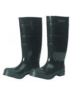 Liberty DuraWear® Black PVC Steel Safety Toe Boots