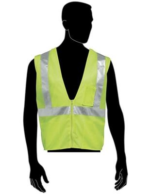 HIVIZGARD™ Lime Green Class 2 Compliant Safety Vest