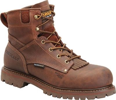 Carolina 6 inch 28 Series Composite Toe Waterproof EH Boots