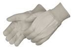 Men's Heavy-Duty Cotton Canvas Gloves