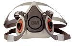 3M™ Reusable Half Face Mask Respirator