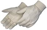 Ladies Standard Cotton Canvas Gloves