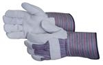 Full Feature Shoulder Leather Gloves with Gauntlet Cuff