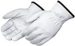 Goatskin Driving Gloves With Keystone Thumb