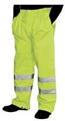 Liberty Glove and Safety Hivizgard Lime Green Class E Compliant Rain Pants