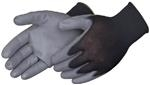 Ultra Thin Black Polyurethane Gloves
