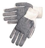 Liberty Cotton and Polyester String Knit Gloves