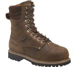 Carolina 8 inch Int Met Guard Composite Toe 400G Insulated Waterproof EH Boots