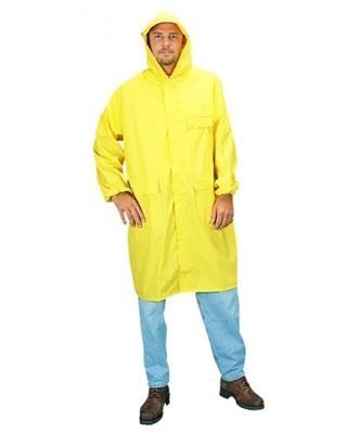 Liberty DuraWear® PVC/Polyester Raincoat
