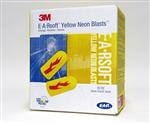 EAR Soft Neon Blast, NRR of 33dB