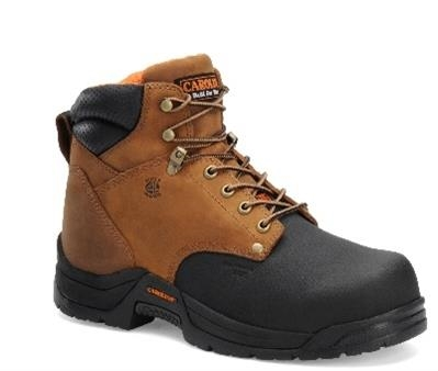 Carolina 6 inch Bruno Internal Met Guard Composite Toe EH Boots