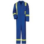 Bulwark® Flame Resistant 9oz EXCEL FR Classic Royal Blue Coverall