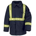 Bulwark® Flame Resistant Insulated Parka with Reflective Trim