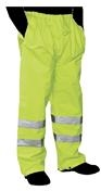 Liberty Glove and Safety Lime Green Thermal Pants - Class E