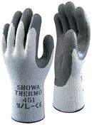 Insulated Rubber Coated Gloves