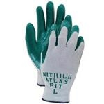 Showa Best Atlas Nitrile-Coated Gloves