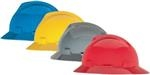 MSA V-Gard® Protective Hats with Fas-Trac® Suspension