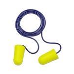 3M E-A-R TaperFit Corded Earplugs, NRR of 32dB