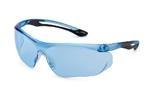 Parallax™ Black Flex Blue Safety Glasses
