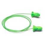 Moldex Meteors Small Corded Earplugs, NRR of 28dB