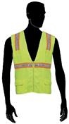 Liberty Glove And Safety High Visibility Safety Vest