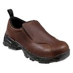 Nautilus Full Grain Leather ESD Safety Toe Slip-On Shoes