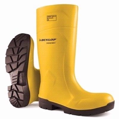 Dunlop Yellow Safety Toe Boot | EA61231