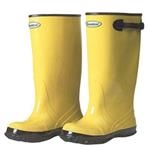Yellow Rubber Slush Boots | 1510