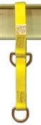 French Creek 7' Double D-Ring Tie-Off Strap