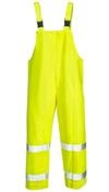 Tingley FR HiVis Yellow Rain Bib Overalls