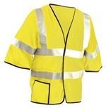 Premium Class 3 Mesh Dual Stripe Vest