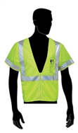 Liberty Glove And Safety Fire Retardant Treated Class 3 Vest