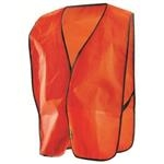 Occunomix Orange Vest With Velcro Closure
