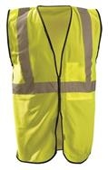 Occunomix Class 2 High Visibility Yellow Mesh Vest