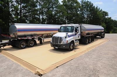 Modular Spill Containment Berm 25 x 55