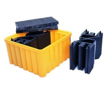UltraTech IBC Spill Pallet With Sump