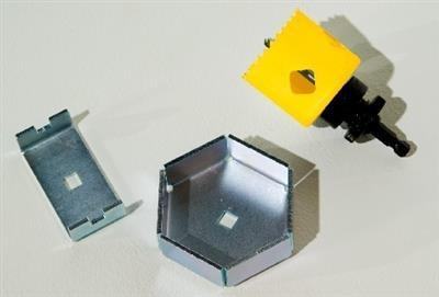 Modular IBC Spill Pallet Assembly Kit