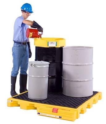 Spill Deck P4 Bladder System