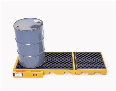 Spill Deck 3 Drum Inline System