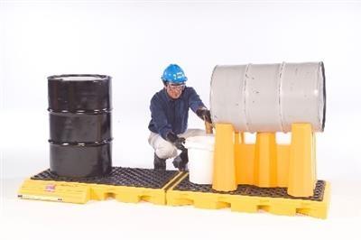 Spill Deck 4 Drum Inline System