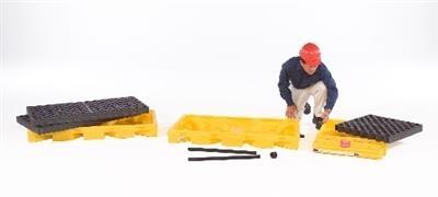 Spill Deck 5 Drum Inline System