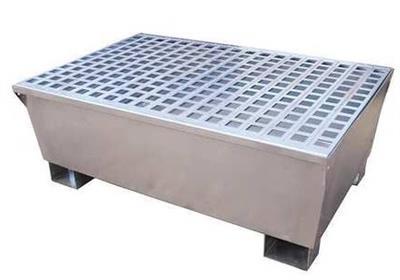 UltraTech Ultra Steel 2 Drum Spill Pallet