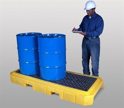 P3 Plus Spill Pallet With Drain