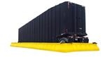 UltraTech Ultra Containment Wall, 63ftx63ftx2ft