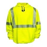 National Safety Apparel Class 3 FR Hi Visibility 11oz Pullover Hoodie